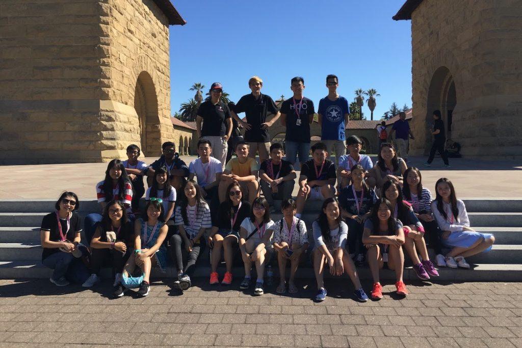 Stanford Pre-Collegiate International Institutes